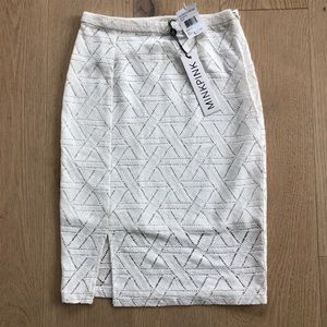 Pencil Skirt - MINKPINK